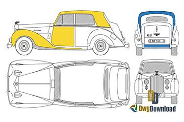 Bentley 1952 Dwg Download