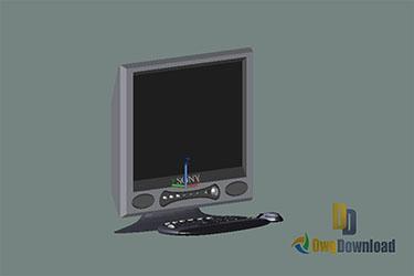 3D Computer Dwg Download