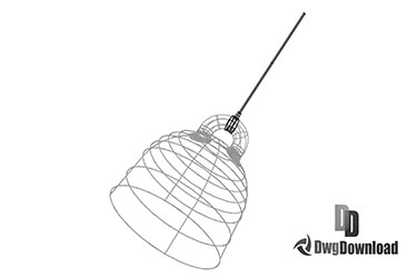 Bell All Size 3D Drawings Dwg Download