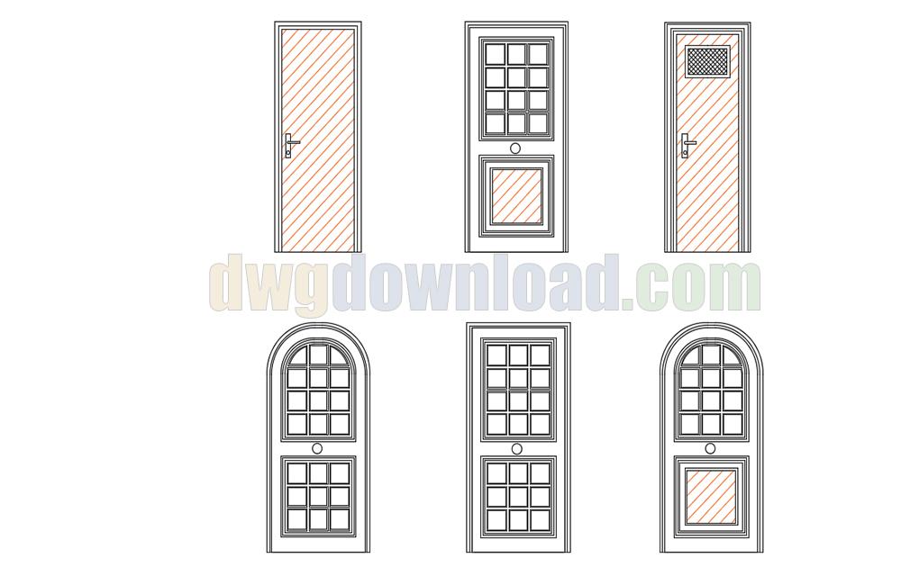 Wooden Doors Cads Blocks Dwg Download  sc 1 st  DwgDownload.Com & Wooden Doors Cads Blocks Dwg Download » DwgDownload.Com