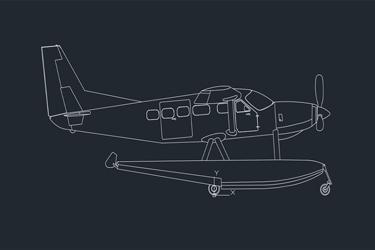 Seaplane Dwg Download