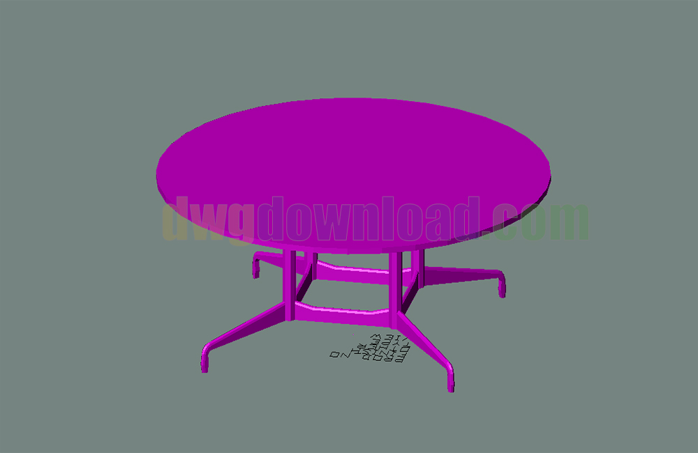 Conference Table D Dwg Download DwgDownloadCom - Conference table dwg