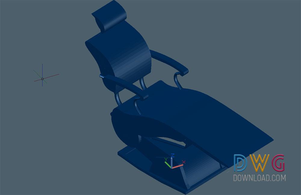 Dentist Chair 3D Dwg Download & Dentist Chair 3D Dwg Download » DwgDownload.Com