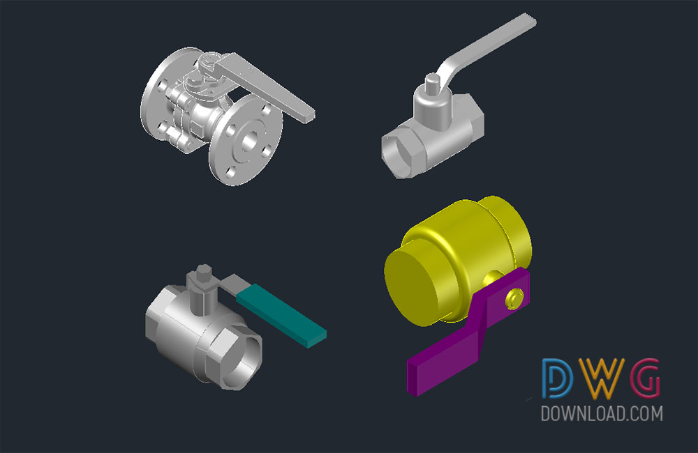 electrical devices dwg, cad blocks, pneumatic valve dwg, 3D dwg drawing, 3d pneumatic valve, electrical appliances cad blocks, pneumatic dwg about  categories of 3D-Model,electrical