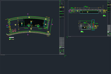 Swimming Pool Detail Dwg