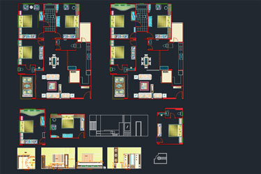 New House Dwg Project