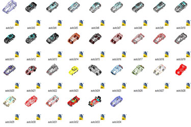 Cars 3D Cad Blocks Archives