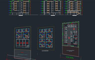 Apartment Autocad Project