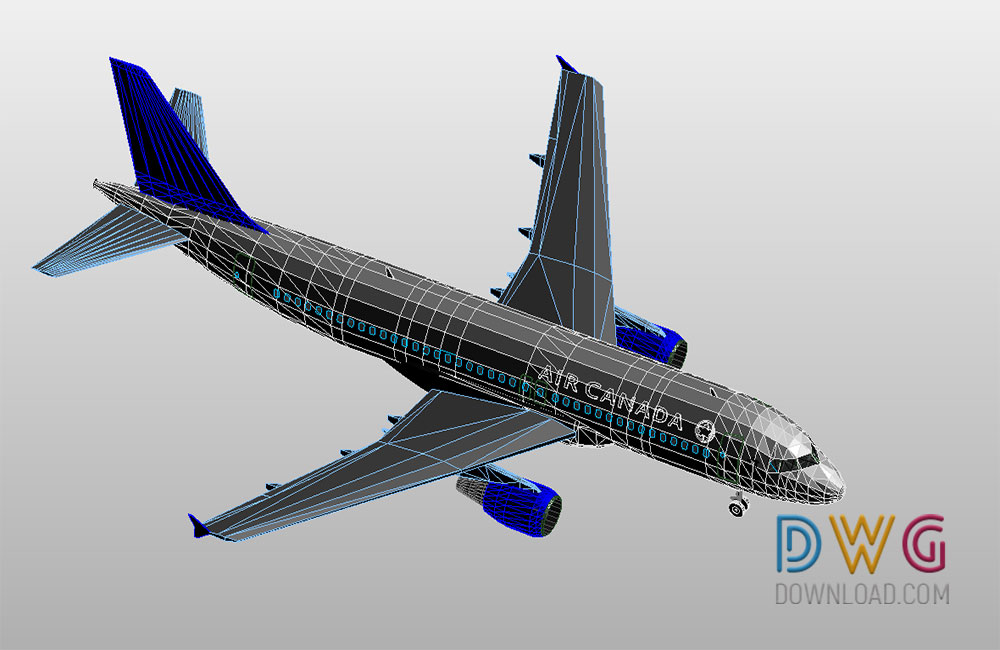 revit 3d modelling, revit 3d plane modelling about  categories of 3D-Model,aircraft-helicopters,revit-bim-modelling