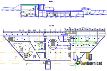 Historical Museum Dwg Download