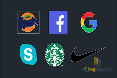 Logos Dwg Download